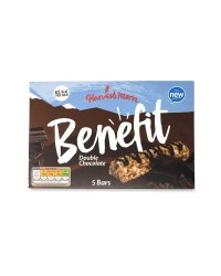 Double Chocolate Benefit Bars