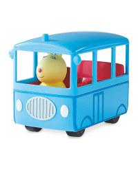 Peppa Pig School Bus Toy