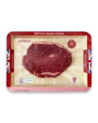 21 Days Matured British Rump Steak