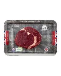 28 Day Matured British Ribeye Steak