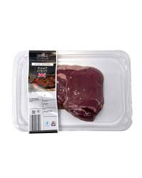 28 Day Matured Rump Steak