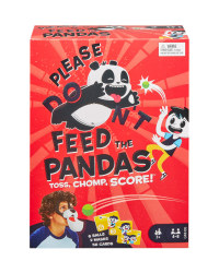 Please Feed The Pandas Board Game