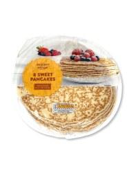 Dessert Menu Sweet Pancakes 8 Pack