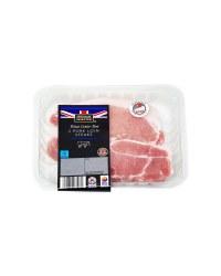 British Outdoor Bred Pork Loin Steak