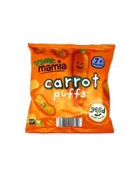 Mamia Organic Carrot Puffs 20g