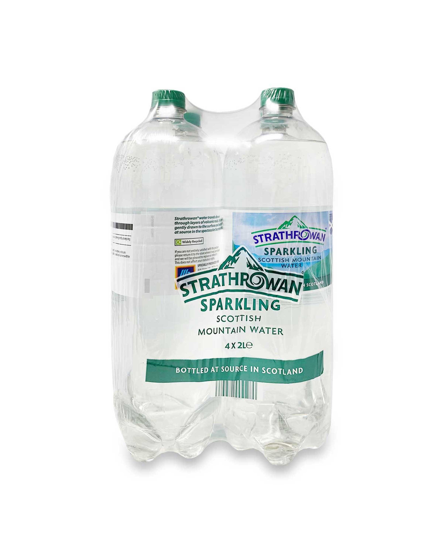 Sparkling Scottish Mountain Water