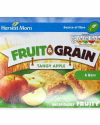 Fruit & Grain Cereal Bars Apple
