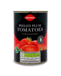 Peeled Plum Tomatoes In Rich Juice