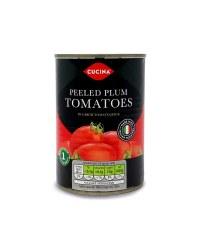 Peeled Plum Tomatoes In Tomato Juice
