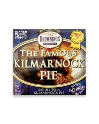 The Bakers The Famous Kilmarnock Pie