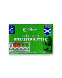 Scottish Unsalted Butter