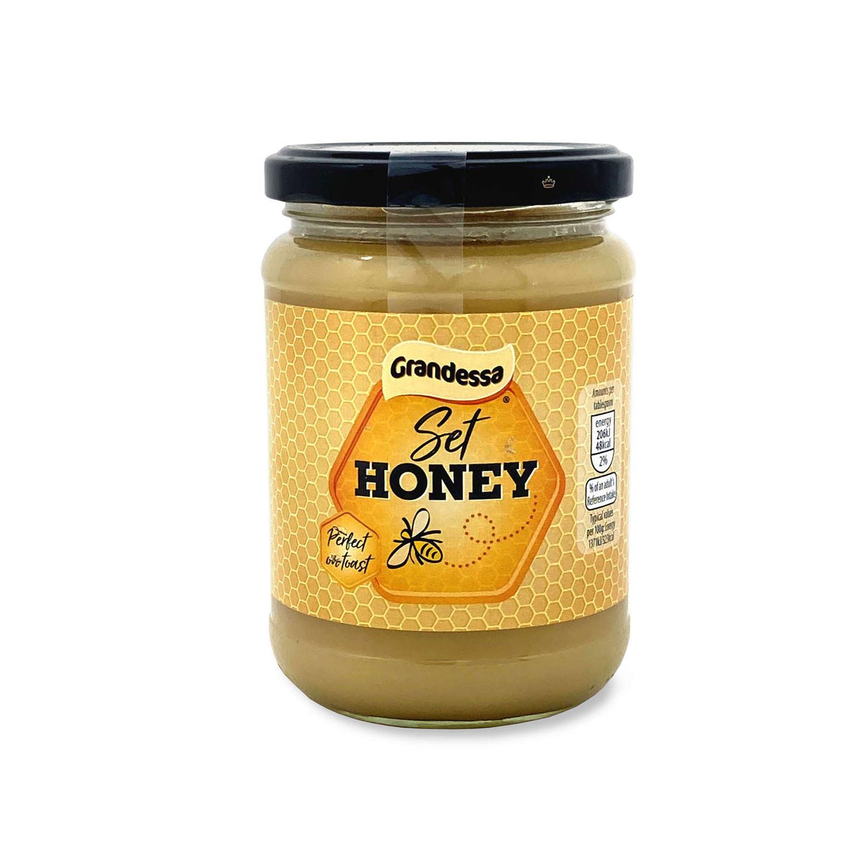 Pure Set Honey