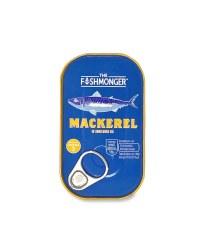 Mackerel In Sunflower Oil 125g