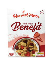 Benefit With Red Fruit