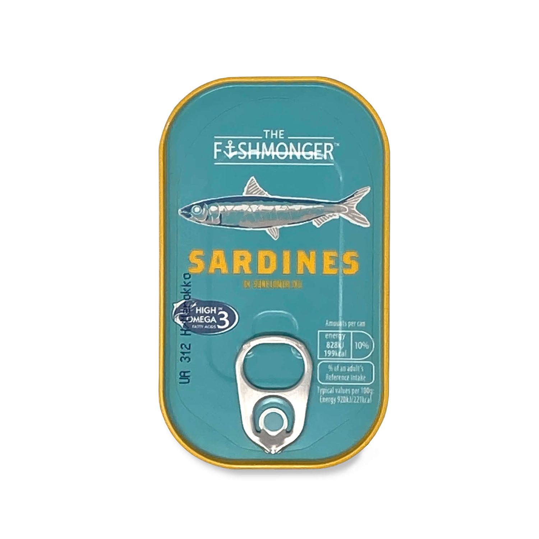 Sardines In Sunflower Oil