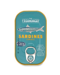 Sardines In Sunflower Oil