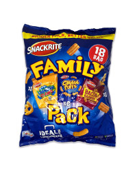 18 Bag Family Pack
