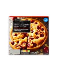Morello Cherry Bakewell Tart