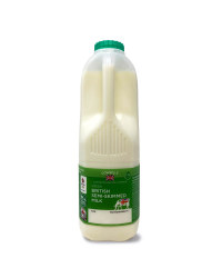 Fresh British Semi-skimmed Milk