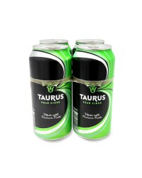 Taurus Pear Cider 440ml