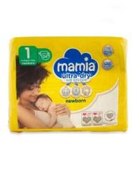 Mamia Nappies Newborn 1 24 Pack