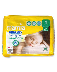 Nappies Newborn 1