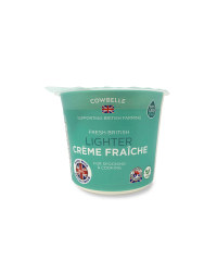 Fresh British Lighter Creme Fraiche