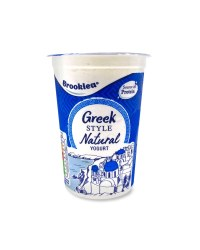 Greek Style Natural Yogurt