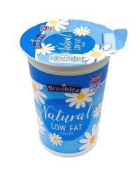 Natural Low Fat Yogurt