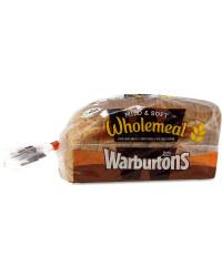 Wholemeal Sliced Bread
