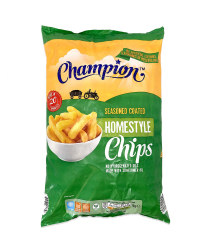 Seasoned Coated Homestyle Chips