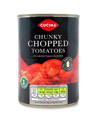 Chunky Chopped Tomatoes In Juice
