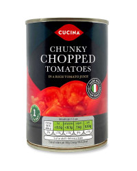 Chunky Chopped Tomatoes