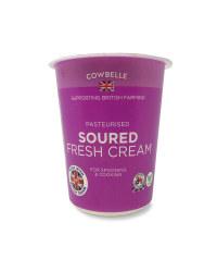 Pasteurised Fresh Soured Cream