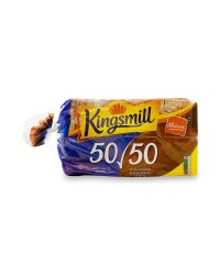 Kingsmill 50/50 Medium Bread 800g