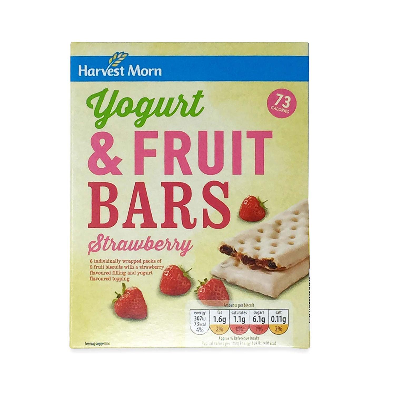 Yogurt & Fruit Bars - Strawberry