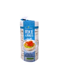 Salted Healthy Rice Cakes