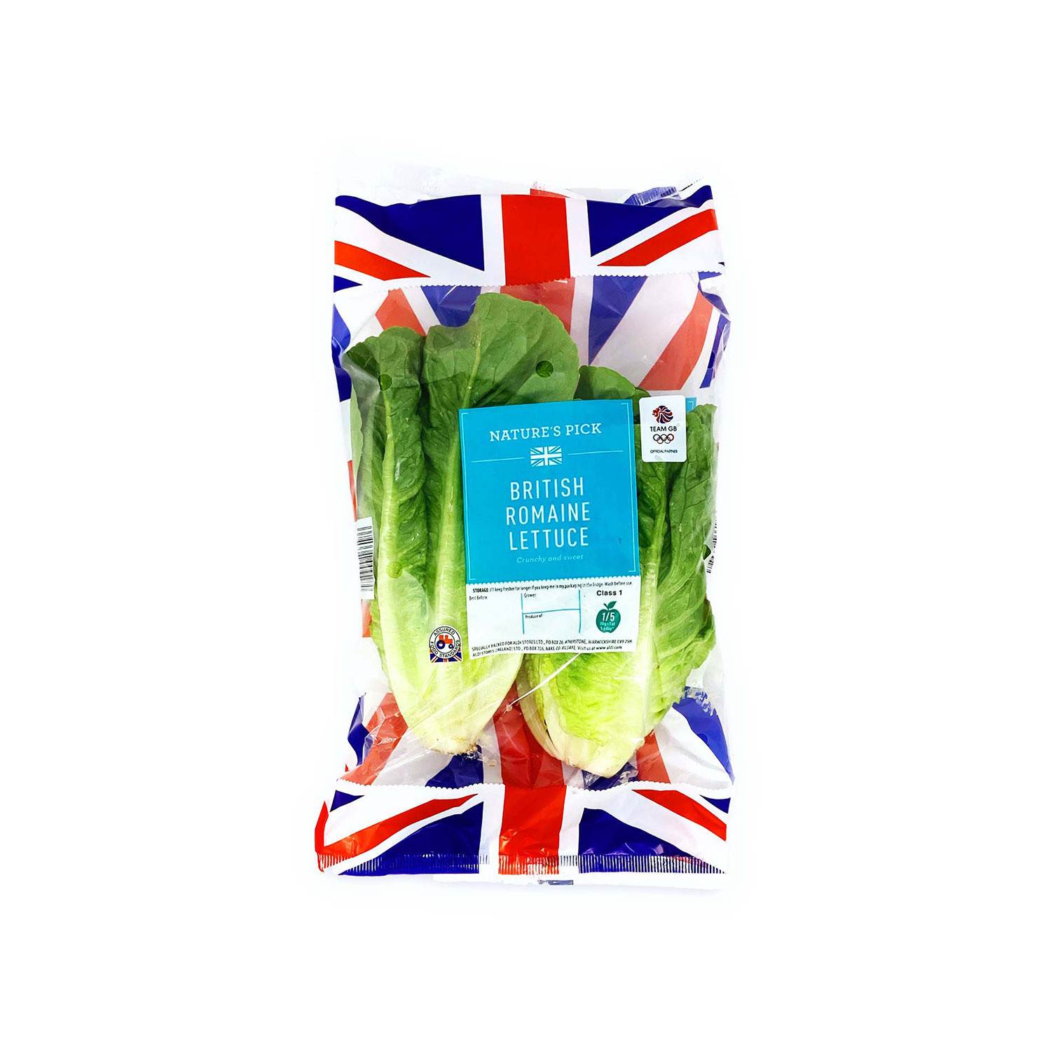 ALDI > Bakery > Nature's Pick Romaine Lettuce 2 Pack