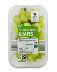 Nature's Pick White Seedless Grapes