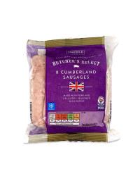 Butcher's Cumberland Select Sausages