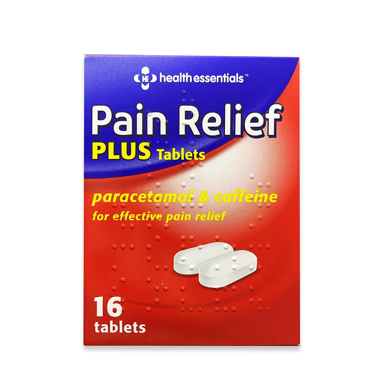 Pain Relief Plus