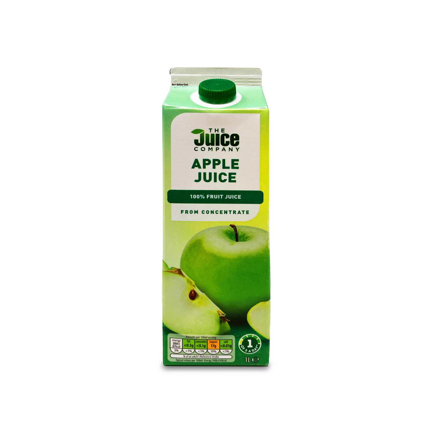 Apple Juice From Concentrate