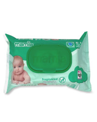 Baby Wipes Fragranced