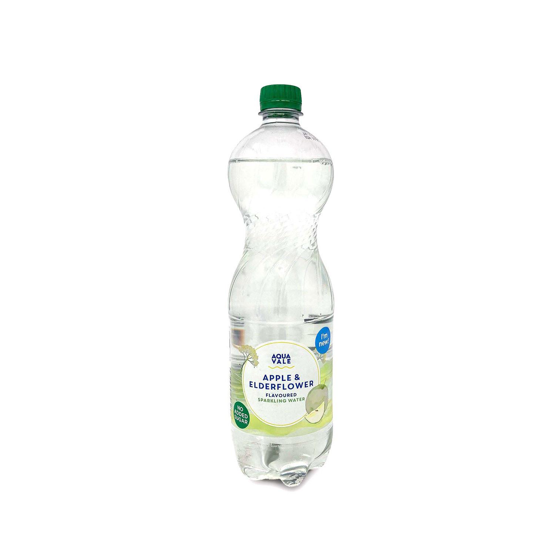 Apple & Elderflower Sparkling Water