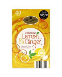 Uplifting Lemon & Ginger
