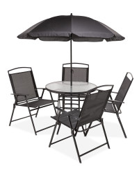 6-Piece Garden Furniture Set