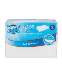 Eraser Sponge Pads 6-Pack