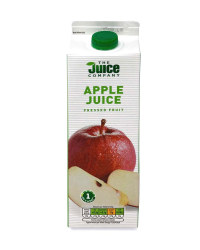 Apple Juice Not From Concentrate