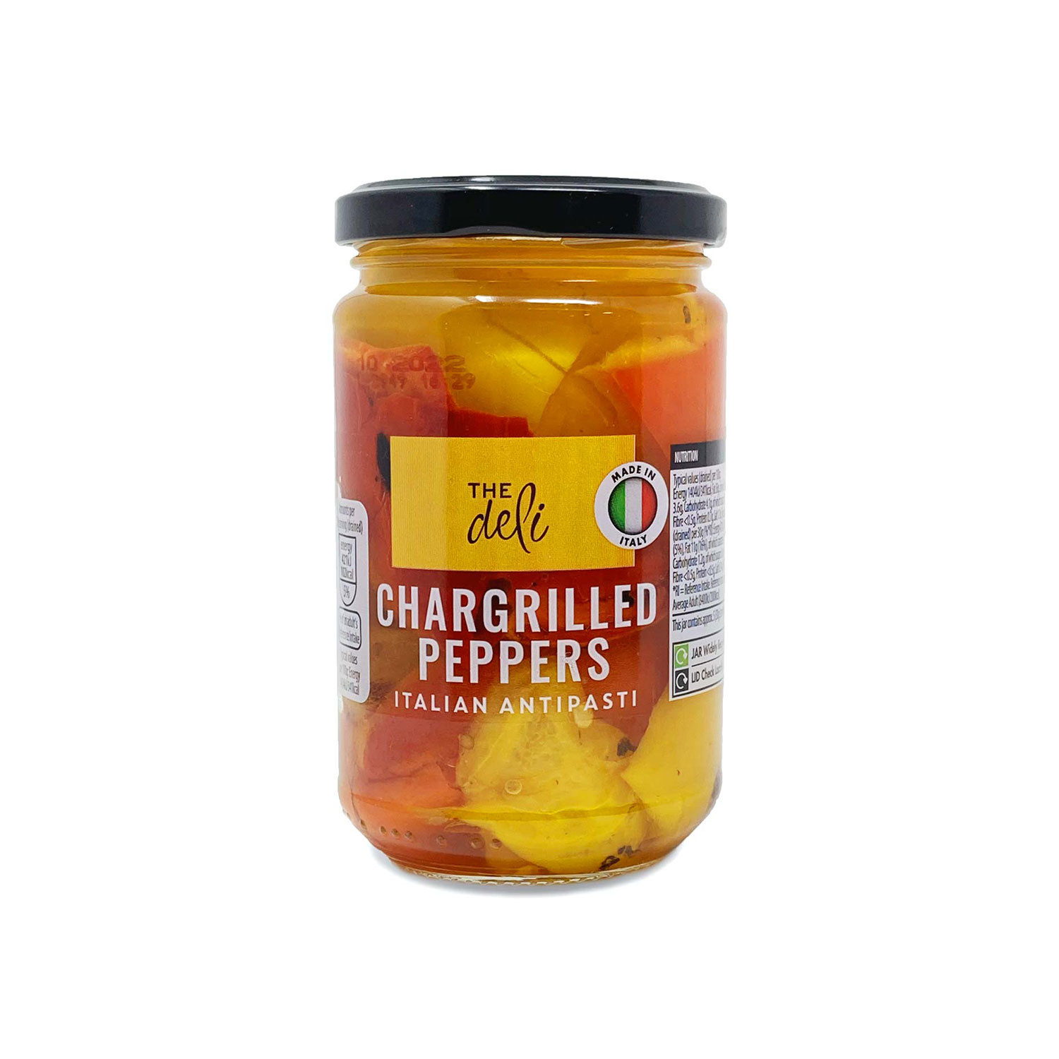 Chargrilled Peppers