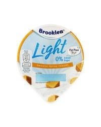 Brooklea Light Toffee Yogurt 175g